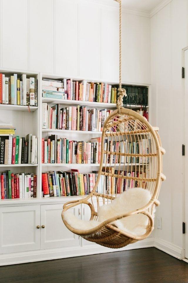 10 ý tưởng thiết kế góc đọc sách tín đồ đam mê đọc nào cũng ước ao