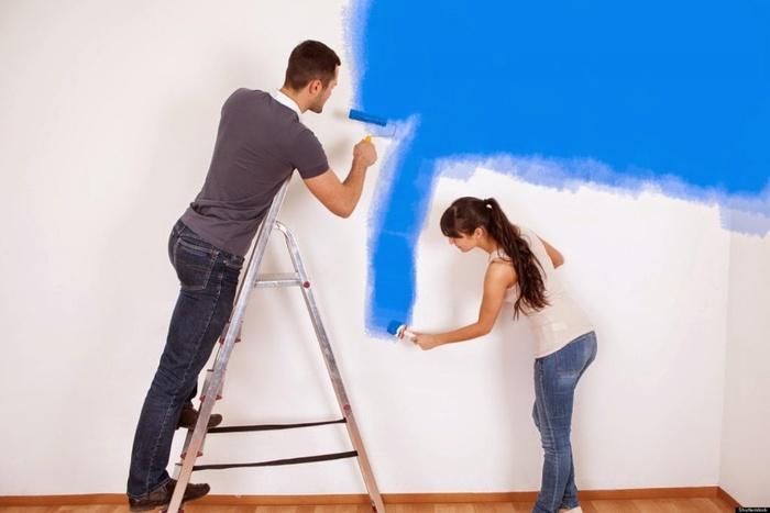 5 mẹo hay khử sạch mùi sơn cho nhà mới xây nhanh chóng nhất