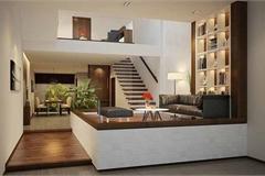 4 lý do bạn nên thiết kế một ngôi nhà lệch tầng