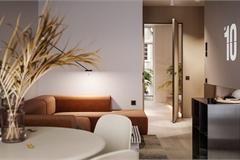Loạt mẫu nội thất tinh tế lại sang chảnh ngời ngời dành riêng cho căn hộ nhỏ