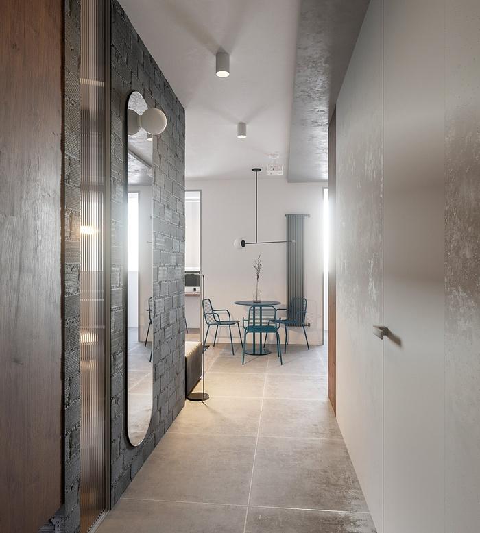 Căn hộ chưa đến 50m2 mà đẹp như tác phẩm nghệ thuật nhờ bố trí nội thất tối giản