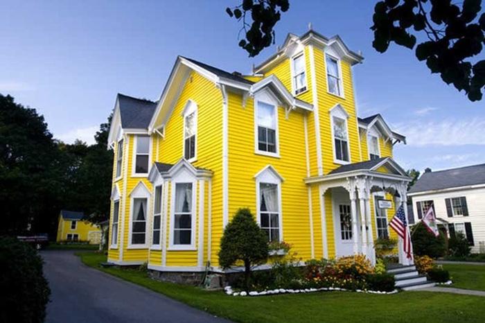 Màu sắc sơn nhà tiết lộ điều gì về tính cách gia chủ?