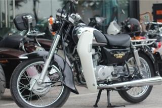 Chiêm ngưỡng Honda CD125 sau 20 năm sản xuất vẫn có giá hơn 330 triệu đồng