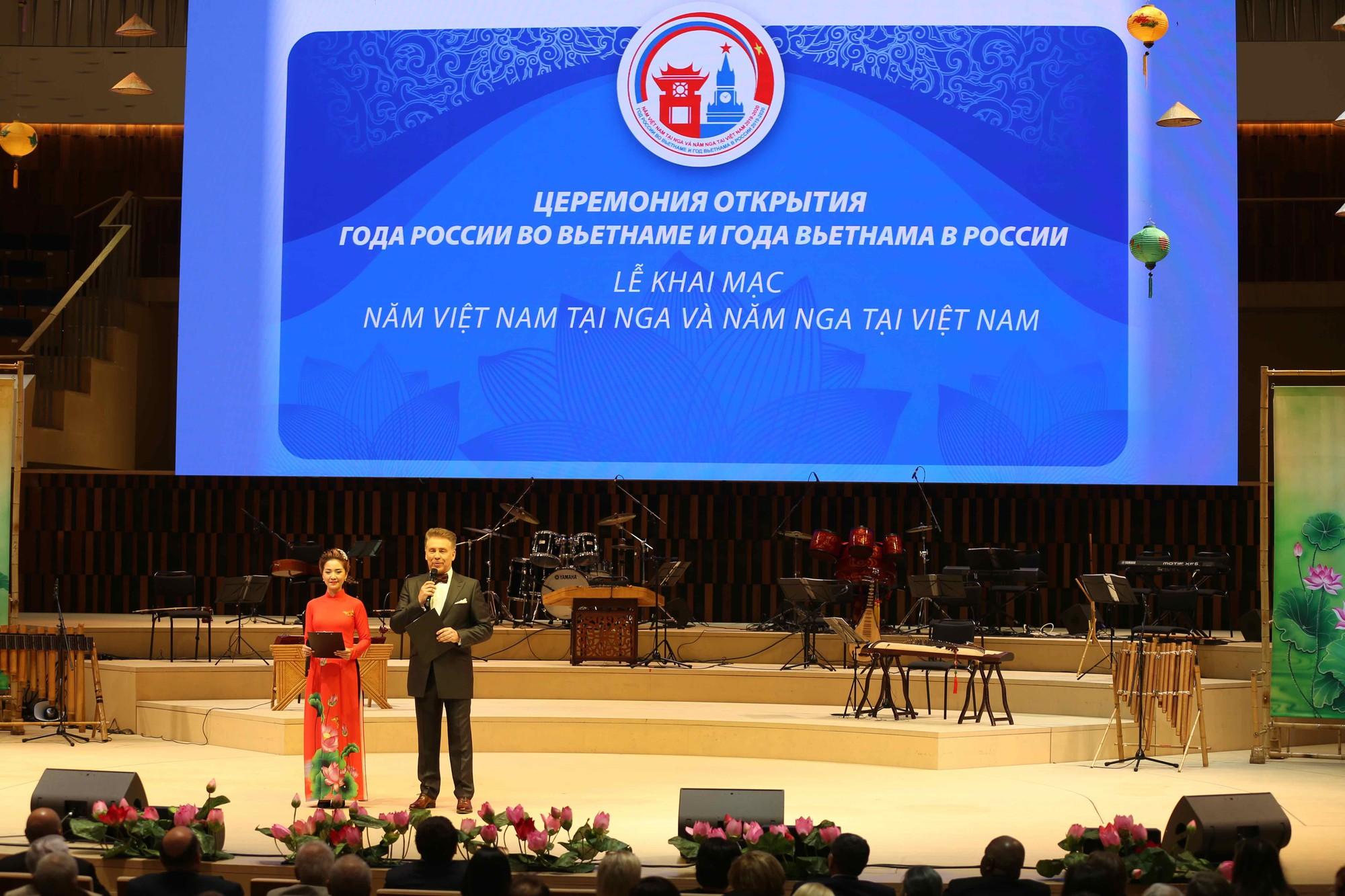 Chùm ảnh: Khai mạc các hoạt động Năm Việt Nam tại Nga và Năm Nga tại Việt Nam - Ảnh 6.