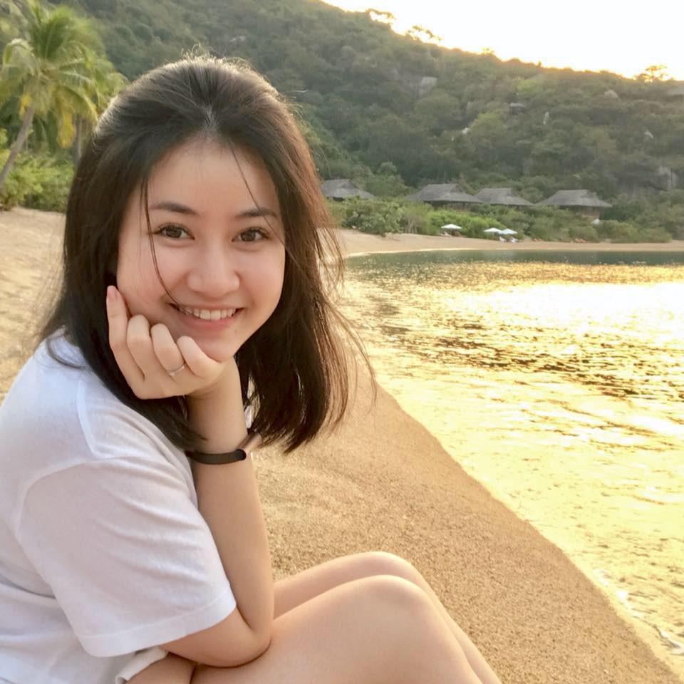 Gái xinh Việt làm tiếp viên hàng không tại Đài Loan, từng trượt phỏng vấn chỉ vì câu hỏi: Bạn thích màu gì nhất? - Ảnh 1.