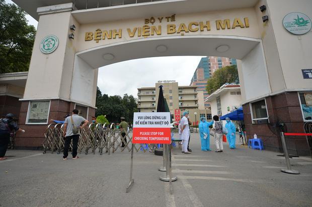 Thành phố Hà Nội hỗ trợ tối đa mọi yêu cầu của bệnh viện Bạch Mai - Ảnh 1.