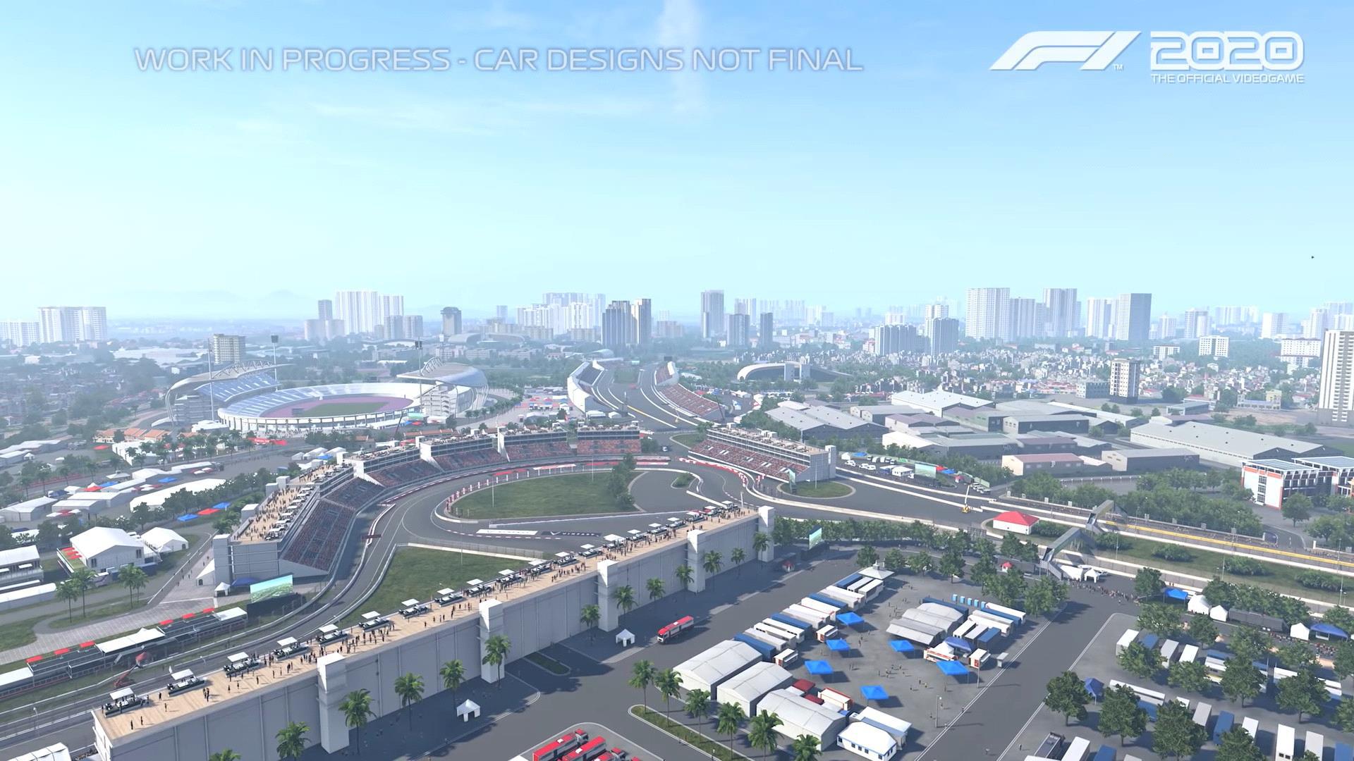 Đường đua F1 tại Việt Nam bất ngờ xuất hiện trong tựa game đua xe đình đám - Ảnh 4.