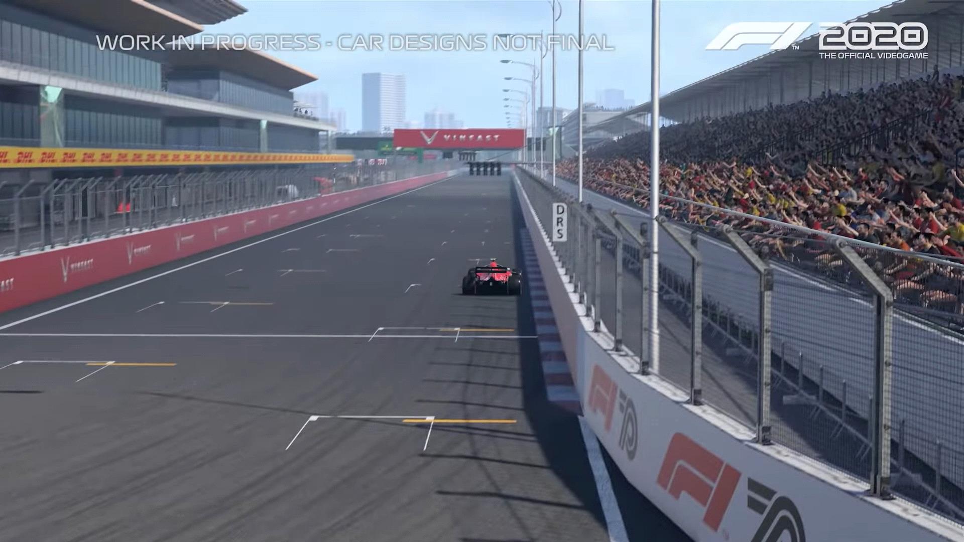Đường đua F1 tại Việt Nam bất ngờ xuất hiện trong tựa game đua xe đình đám - Ảnh 5.