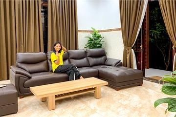 Hoa hậu H'Hen Niê gói trọn tình thương trong ngôi nhà mới xây cho bố mẹ