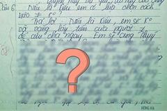 'Nếu là Thúy Kiều em có lựa chọn nào khác', bài viết của nữ sinh Hà Nội khiến giáo viên cho ngay điểm 9