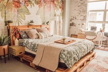Gợi ý 10 kiểu giường vừa rẻ vừa xinh phù hợp với mọi loại phòng ngủ