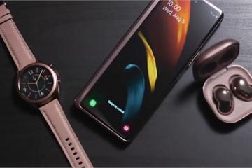 Choáng với quảng cáo bị rò rỉ của Samsung Galaxy Z Fold2 5G, liệu có xứng với cái giá 76 triệu đồng?