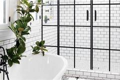 Ba thiết kế phòng tắm độc nhất vô nhị đem lại sự hài lòng cho chủ nhân