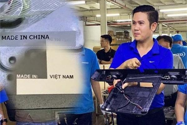 Từ chuyện ruột Tàu của thương hiệu Việt