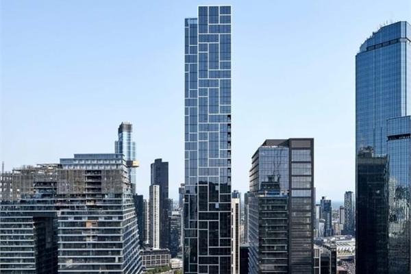 Úc hoàn thành tòa nhà chọc trời siêu mỏng, rộng 11,5 mét