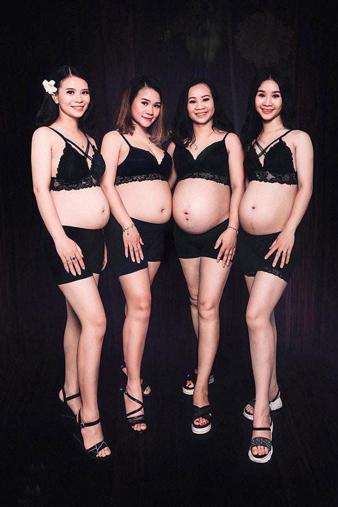 4 chị em ruột