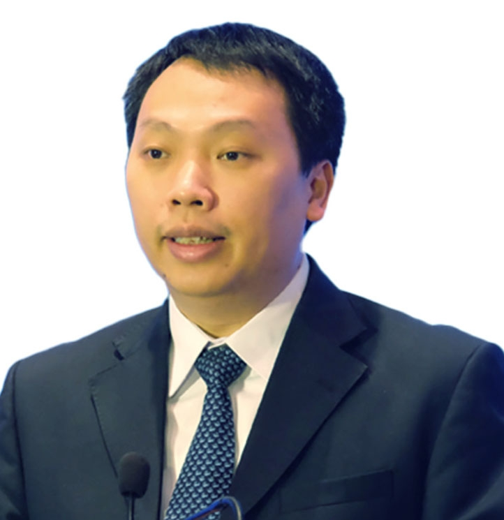 Nguyen Huy Dung Deputy Minister of Information and Communications