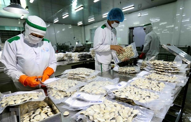 Action urged to lighten the load for seafood groups