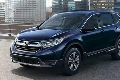 Những lỗi hệ thống an toàn chủ động trên xe Honda CR-V