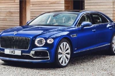 Bentley Flying Spur Firt Edition chỉ được sản xuất giới hạn