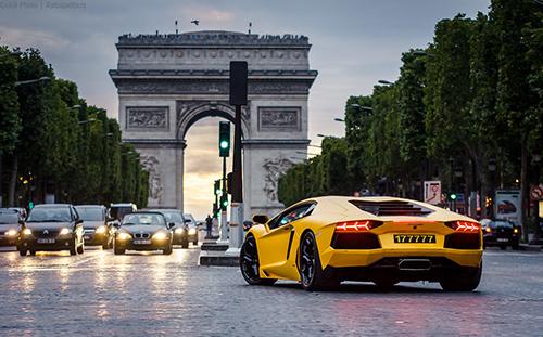 Hiện nay, nhiều đô thị hàng đầu châu Âu đều đang đối mặt vấn nạn ô nhiễm tiếng ồn từ các loại xe thể thao, siêu xe…