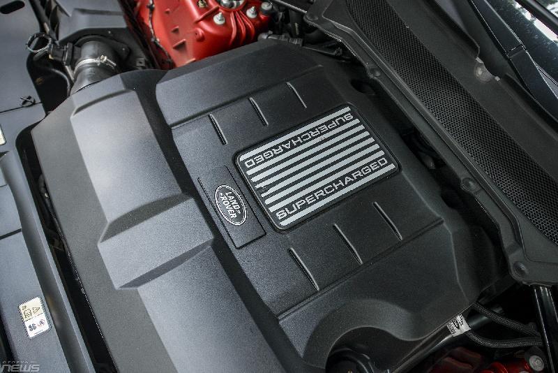 Động cơ V6 3.0L Supercharged