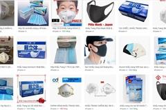 Hơn 21.000 sản phẩm phòng Covid-19 rao bán trên mạng bị gỡ bỏ