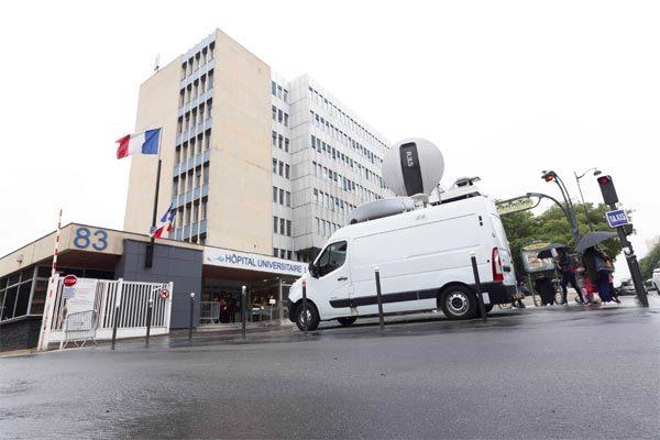 Pháp thông báo công dân đầu tiên chết vì Covid-19