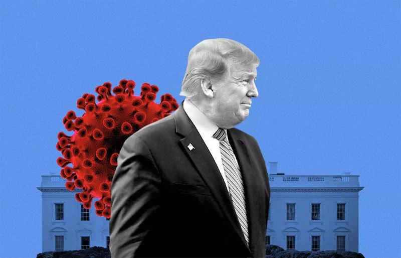 Dịch Covid-19 'ám' cơ hội tái cử của ông Trump