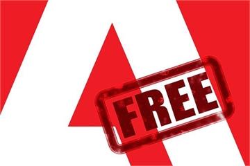 5 ứng dụng Adobe cực hay, lại hoàn toàn miễn phí