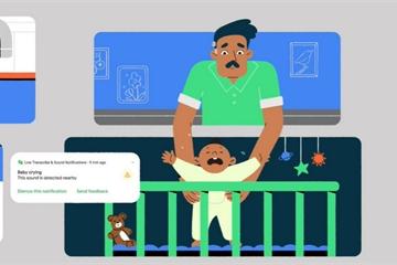 Google tung Sound Notifications, hỗ trợ người dùng khiếm thính nhận biết âm thanh xung quanh