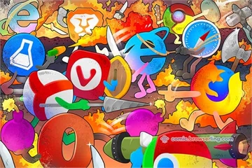 Apple, Microsoft, và Google lại bước vào một cuộc chiến trình duyệt mới