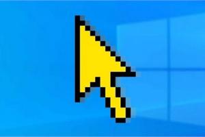 5 cách thay đổi màu sắc và kích thước chuột trên Windows 10