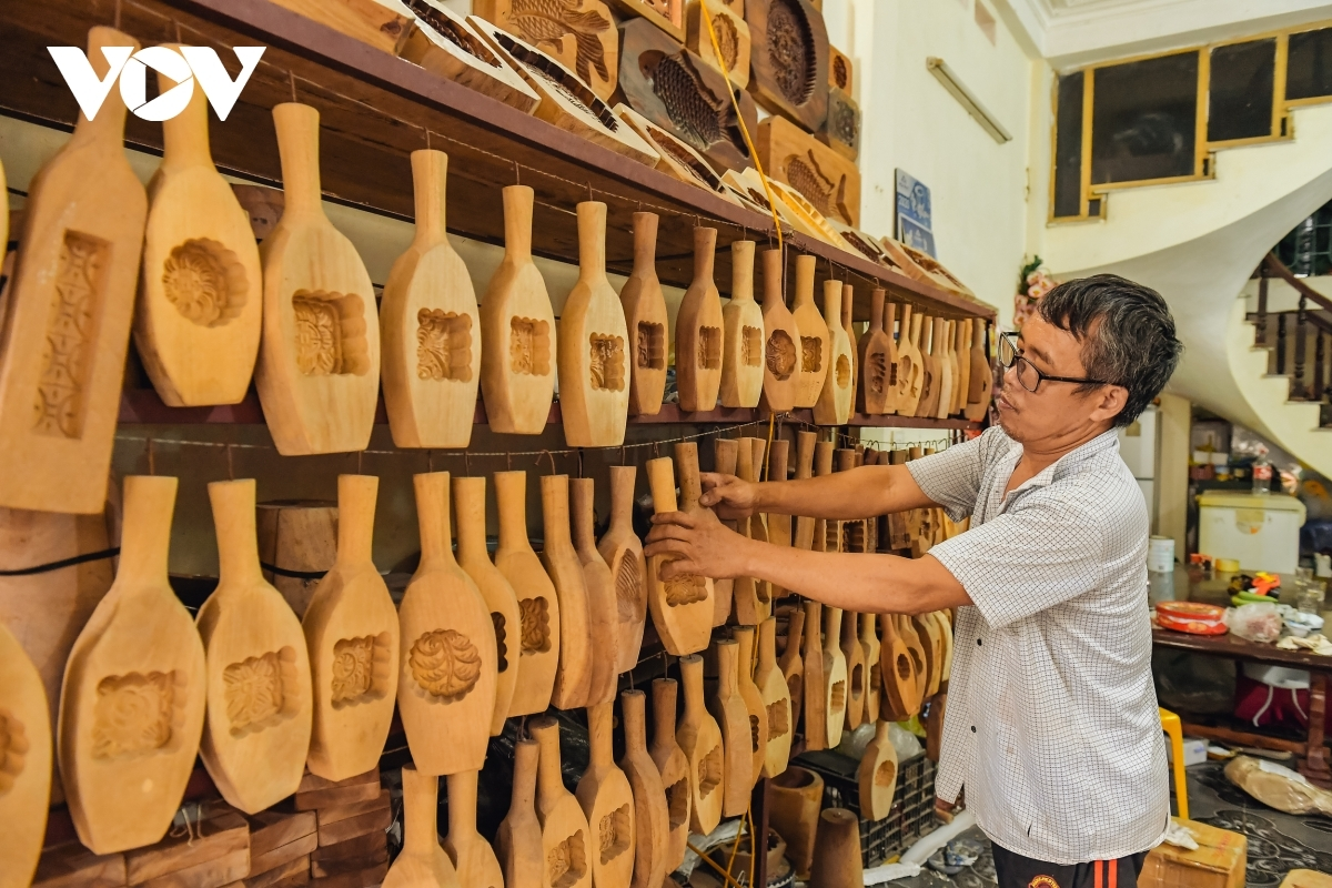 As a craftsman, Ban says he will try to keep this tradition alive for as long as possible.