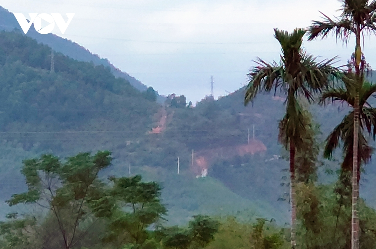 Rescuers are forced to pass three mountain ranges just to reach the site.