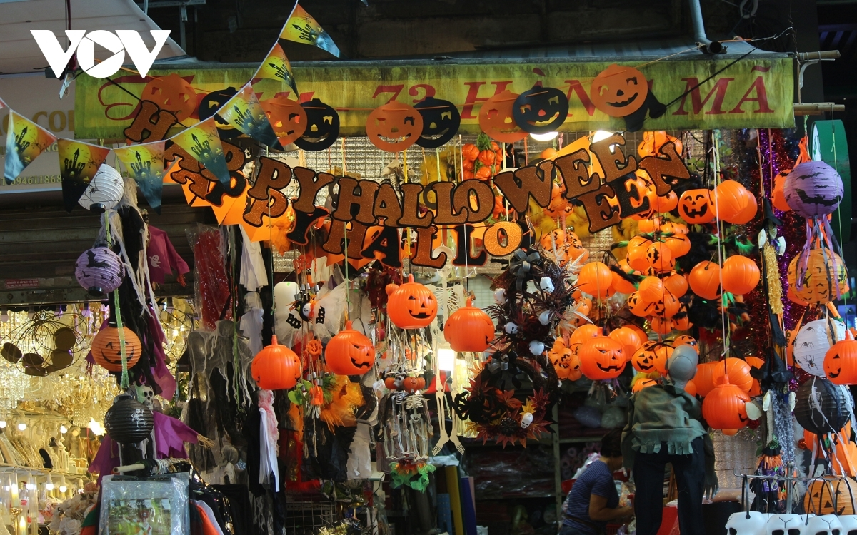 Originally a festival celebrated in the West, Halloween falls on October 31 annually.