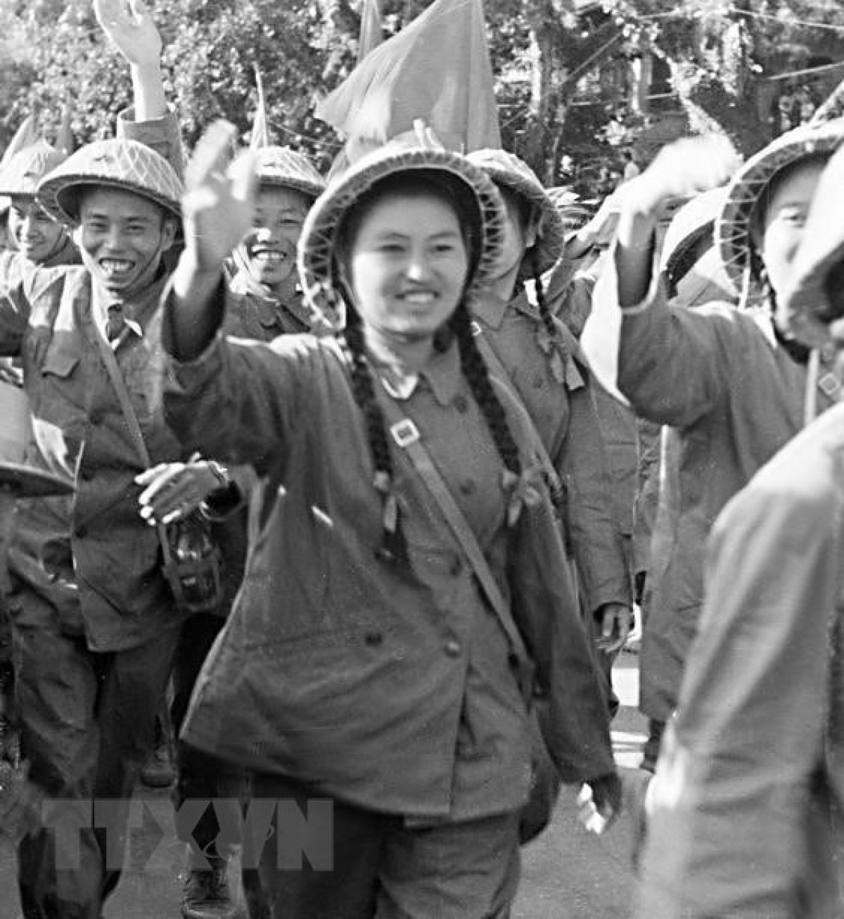 October 10, 1954, goes down in Vietnam's history as the Liberation Day of Hanoi capital.