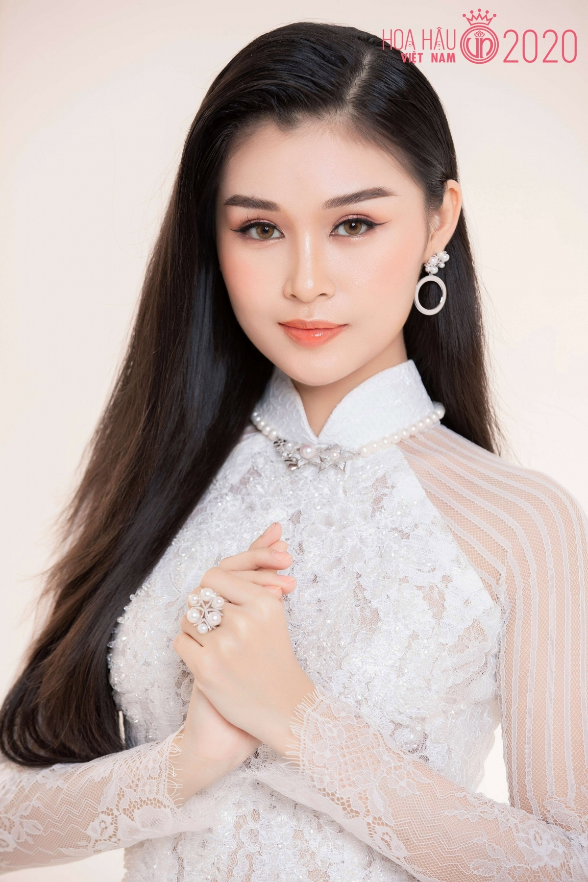 Contestant Le Thi Phuong Doan
