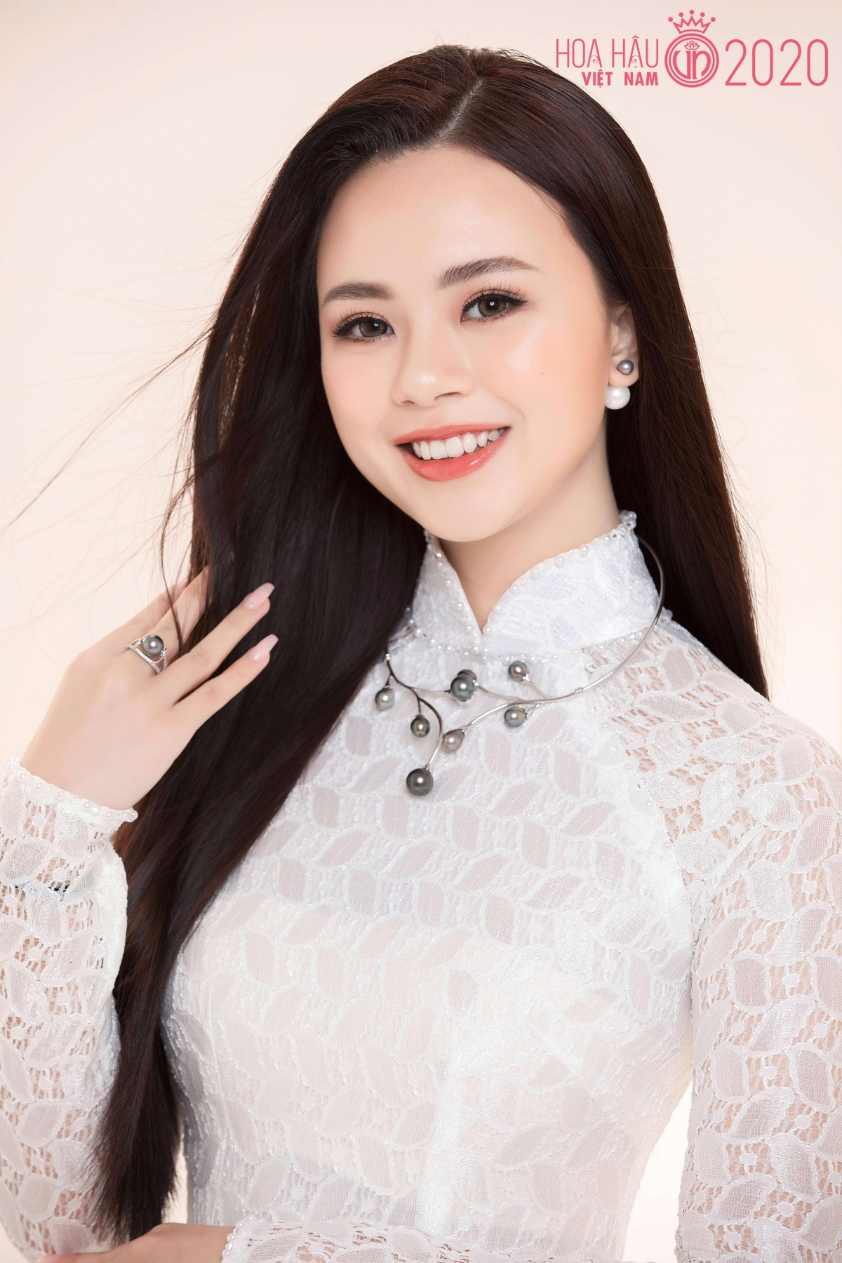 Contestant Le Nguyen Tra My
