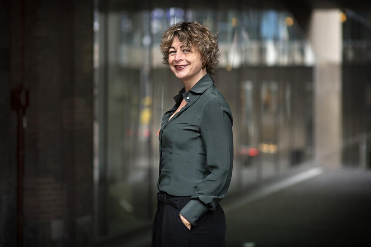 Dutch Ambassador to Vietnam Elsbeth Akkerman