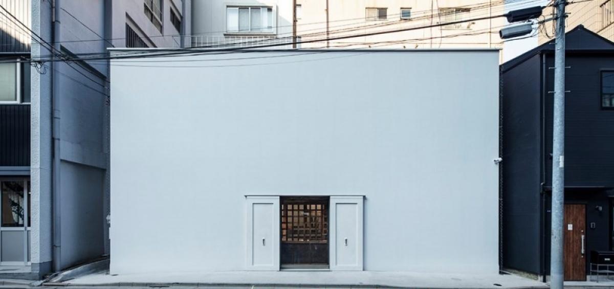 Mang cấu trúc khá ấn tượng với một chiếc cửa nhỏ ra vào.