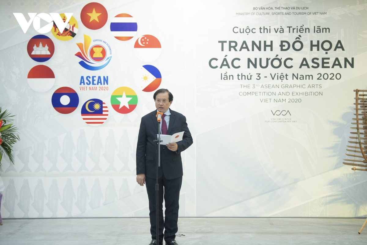 Deputy Minister Dong said the Ministry of Culture, Sports and Tourism worked in co-ordination with embassies of other ASEAN member states based in Vietnam to organise the event. Indeed, the aim of the occasion is to strengthen solidarity and mutual understanding among various ASEAN states, especially with this year seeing the country take on the role of ASEAN Chair.