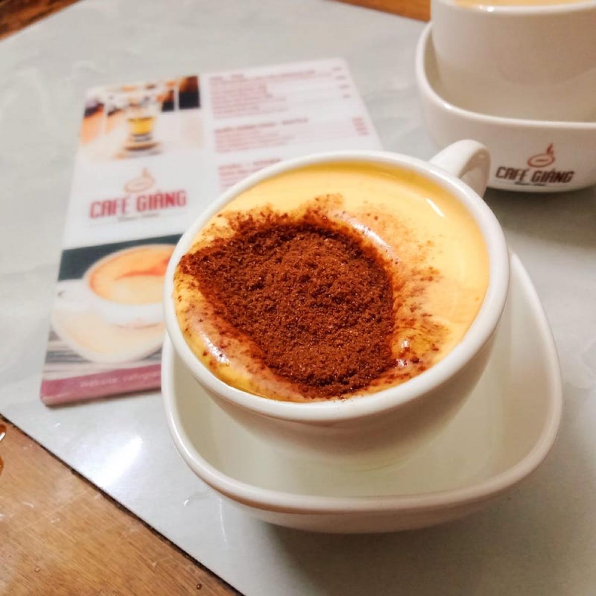 Café Giang. Photo: Elly Duong