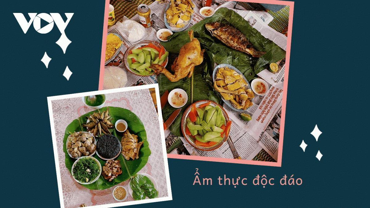 There is plenty of mouth-watering local cuisine for visitors to try.