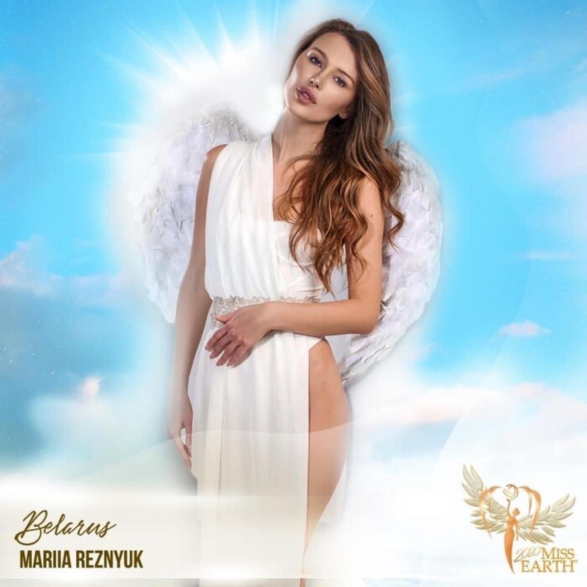 Mariia Reznyuk of Belarus
