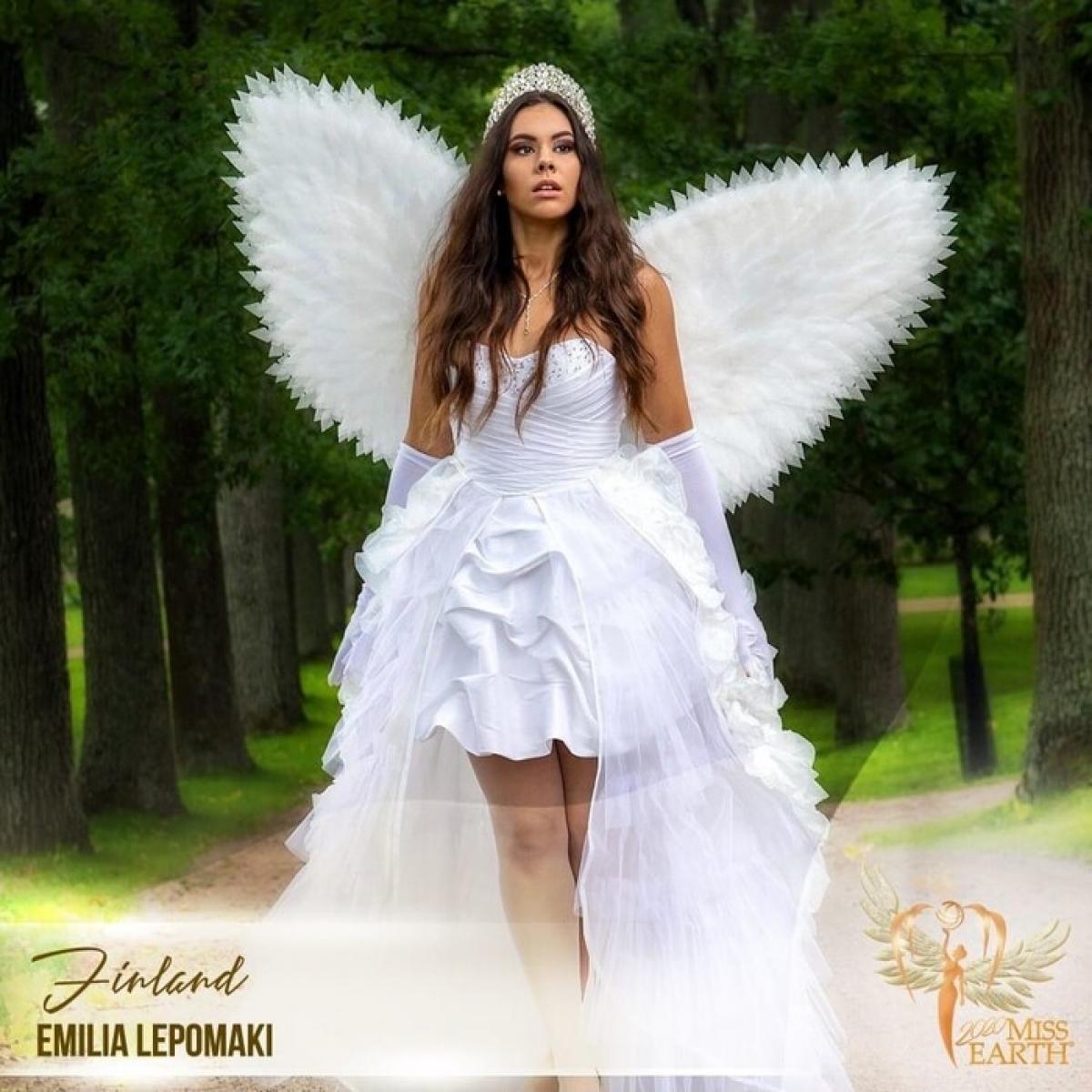 Emilia Lepomaki of Finland