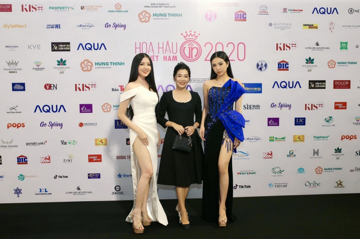 Vung Tau city hosts a press conference on November 11 to discuss the grand final of the Miss Vietnam 2020 pageant, featuring the participation of a large number of celebrities.