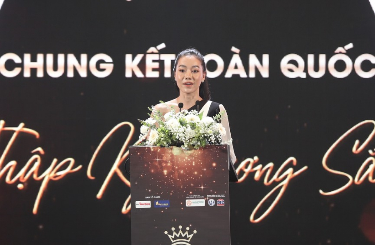Pham Kim Dung, deputy head of the organising board, said the grand final of the pageant is scheduled to be held in Ho Chi Minh City on November 21, with the event being broadcast live on Vietnam Television's VTV3.