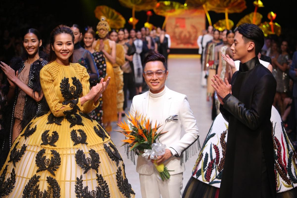 Designer Cong Tri (C) set to debut at Vietnam International Fashion Week 2020
