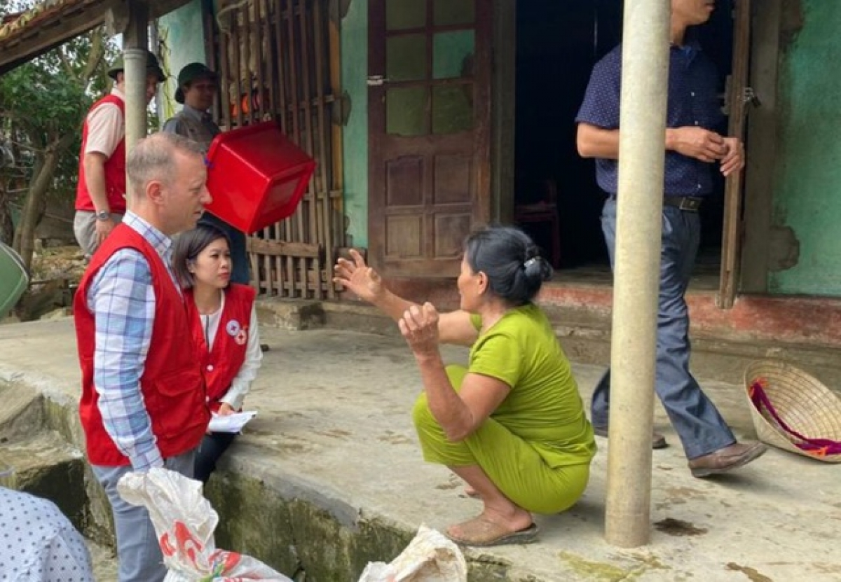 Early November witnessed the UK government announce a donation of GBP500,000, equivalent to US$650,500, in support of flood-hit victims in the central region.